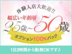 新規オープンにつき大募集♪されるがママ8000円