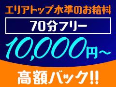 【5日間体験保証】1日の最高金額を全額バック!!さらに面接に来られた貴女には¥5,000円プレゼント!!CHIN CHIN トレイン